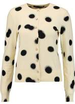 Marc by Marc Jacobs Polka-Dot Cotton Cardigan