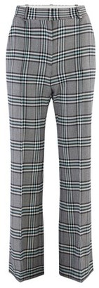 See by Chloe Check trousers