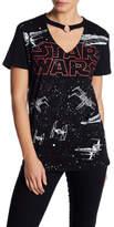 Freeze Star Wars O-Ring Choker Tee Shirt