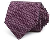 John Varvatos Abstract Circle Classic Tie