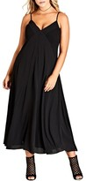 City Chic Plus Size Women's Boho Chic Maxi Dress