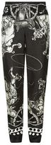 Dolce & Gabbana Old West Print Pyjama Bottoms
