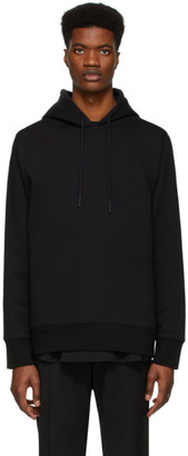 Y-3 Black Craft Graphic Hoodie