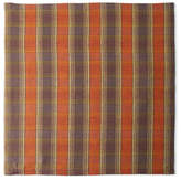 Deborah Rhodes Winter Plaid Napkin