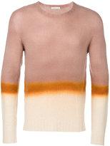 Etro contrast jumper - men - Cashmere - M