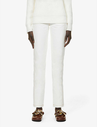 Ports 1961 Straight high-rise jeans