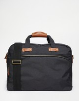 Asos Carryall With Contrast Trims