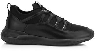 Tod's No Code Sportivo Leather & Neoprene Sneakers