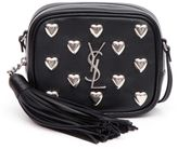 Saint Laurent Heart Detail Crossbody Bag