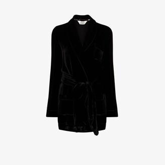 SLEEPING WITH JACQUES The Bon Vivant robe