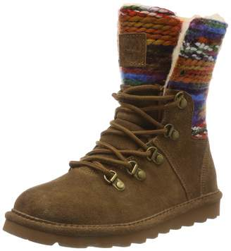 BearPaw Women's Maria Ankle Boots