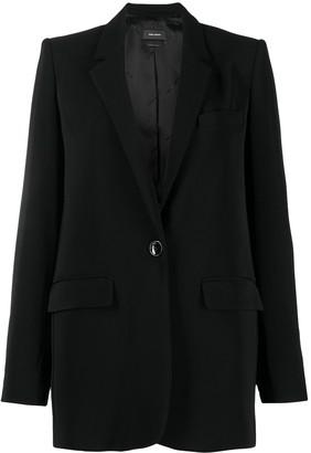 Isabel Marant Oversized Single-Breasted Blazer
