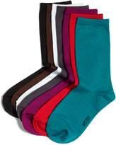 Hot Sox Women's Solid Trouser Socks