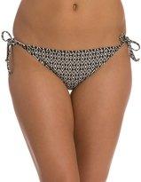 Kenneth Cole Tribal Beat Reversible Tie Side Bikini Bottom 8118872