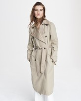 Rag & BoneRag and Bone Adriene cotton coat