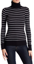 French Connection Babysoft Turtleneck Stripe Sweater
