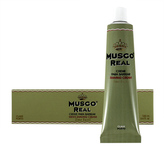 Musgo Real Lime Basil Shave Cream by 3.4oz Shave Cream)