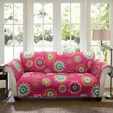 Nobrand No Brand Adrianne Furniture Protectors Fuchsia Sofa