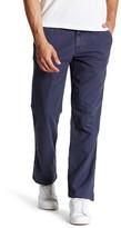 Save Khaki Slim Striped Trouser