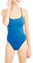 J.Crew Women's Reversible One-Piece Swimsuit