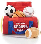 Gund My First Sports Bag Five-Piece Playset