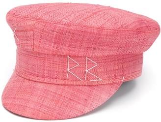 Ruslan Baginskiy Paper Boy Straw Hat