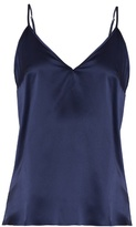 Derek Rose Bailey silk-satin cami top