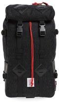 Topo Designs Men's 'Klettersack' Wool Backpack - Black