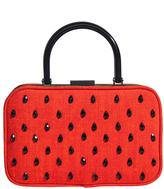 Alice + Olivia Drew Watermelon Frame Box Bag