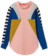 BANG BANG Copenhagen Jersey Elvira Dress with Padded Shoulder Detail