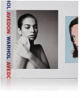 Abrams Books Avedon Warhol
