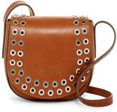 Frye Cassidy Leather Saddle Crossbody