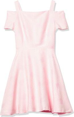 Helene Berman Women's Off-Shoulder Dress