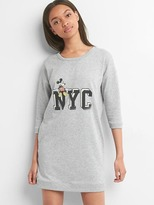 Gap | Disney NYC French terry dress