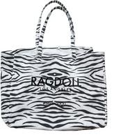 Ragdoll LA RAGDOLL HOLIDAY BAG White Zebra