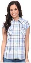 Roper 9538 Tall Grass Plaid