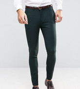 Selected Suit Trouser In Superskinny Fit With Stretch