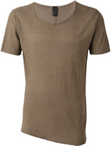 10Sei0otto - round neck T-shirt - men - Cotton - M