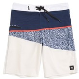 Rip Curl Boy's Mirage Wedge Board Shorts