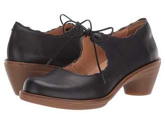 El Naturalista Aqua N5354 (Black) Women's Shoes