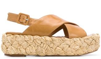 Paloma Barceló Arialory platform sandals