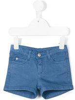 Knot - twill shorts - kids - Cotton/Elastodiene - 3 yrs
