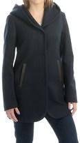 Soia & Kyo Bernice Wool Coat (For Women)