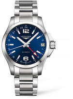 Longines Analog Stainless Steel Watch