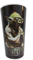 Star Wars Yoda Pint Glass
