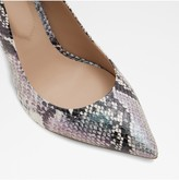 Aldo Stessy Court Shoes - Snake Print