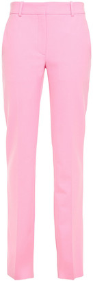 Victoria Beckham Twill Slim-leg Pants