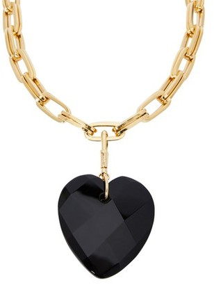 Imai Heart Padlock Necklace