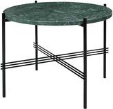 Gubi Marble Gamfratesi TS Side Table Medium - Verde Guatemala