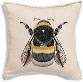 Marks and Spencer Bumblebee Embroidered Cushion